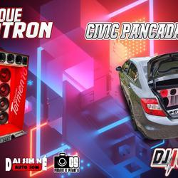 CD CIVIC PANCADAO E RBK MALVATRON