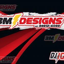 CD 3M DESIGNS BY DJ IGOR FELL