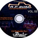 10 Cd RpSom vol 05 Dj PauloRoberto 2020