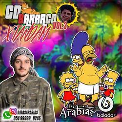 CD BARRACOM XISTANDAM VOL.3