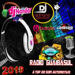 CD RADIO GUAIBA SUL 2019