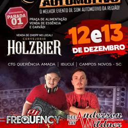 CD 10 Domingao Automotivo-DJFrequencyMix