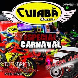 Cuiaba Motos Esp. de Carnaval