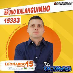 CD Bruno Kalanguinho 15333 - Glorinha RS