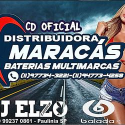 CD DIS MARACAS MULTI MARCAS BY DJ ELZO