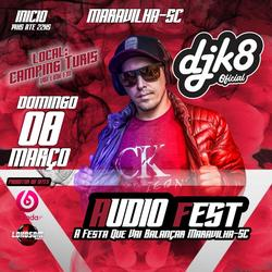 CD Audio Fest Dia 8 de Marco