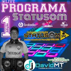 Programa Statusom Ed1 Dj David MT