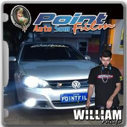 CD LOJA POINT FILM AUTO SOM VOL 1 BY DJ WILLIAM PEIXOTO