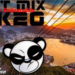 SET MIX  FUNK EMBRAZADAO 2020