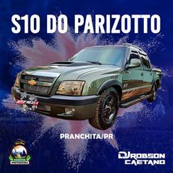 S10 DO PARIZOTTO PRANCHITA PR
