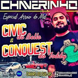 Cd Civic Do Bello e Conquest Do Toddy