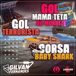 Corsa BabyShark e Gol MamaTeta do Munhez