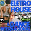 01-CD ELETRO-HOUSE E DANCE INTERNACIONAL VOL 35 -