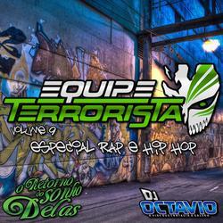 Equipe Terrorista Volume 9