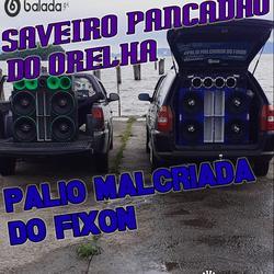 SAVEIRO PANCADAO E PALIO MALCRIADA