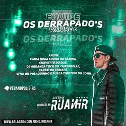 CD Equipe Os Derrapados - Volume 6