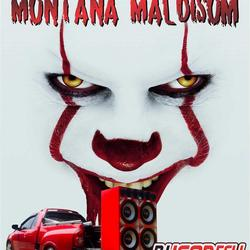 CD MONTANA MALDISOM BY DJ IGOR FELL
