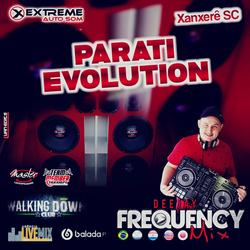CD Parati Evolution - DJ Frequency Mix