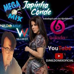 MEGA MIX JAPINHA CONDE DJ NILDO MIX