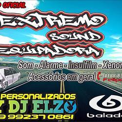 CD EXTREMO SOUND EQUIPADORA BY DJ ELZO