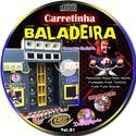 00-01 CARRETINHA BALADEIRA DJ SPIDER DJ ELIZANDRA