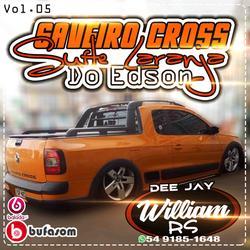 CD SaveiroCrossSuiteLaranjaDoEdson Vol.5