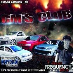 CD GMS Club - DJ Frequency Mix