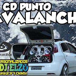 CD PUNTO AVALANCHE BY DJ ELZO
