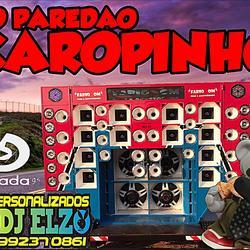 CD PAREDAO XAROPINHO SO AS TO DJ ELZO