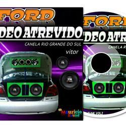 CD ford mondeo atrevido vol 02