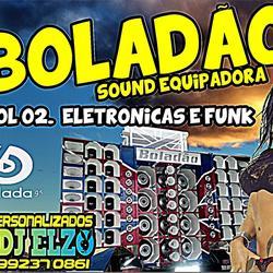 CD BOLADAO SOUND EQUIPADORA VOL 02