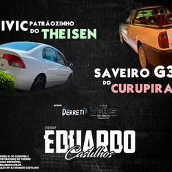CD SAVEIRO DO CURUPIRA CIVIC DO THEISEN
