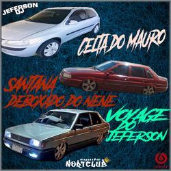 Celta Santana Deboxado e Voyage