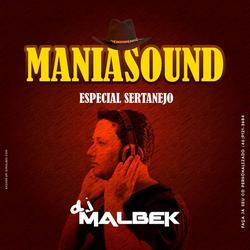 CD MANIA SOUND ESPECIAL SERTANEJO