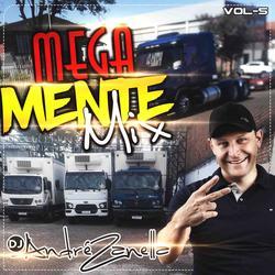 CD Megamente Mix Volume 5 Ao Vivo