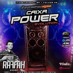Caixa Power EVO Vol. 3 - Esp. Pancadao