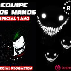 CD EQUIPE LOS MANOS ESPECIAL REGGAETON