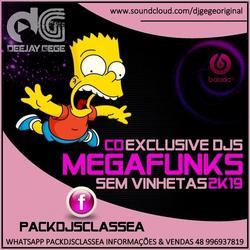 CD MEGAFUNKS TOUR 2K19 l SEM VINHETAS