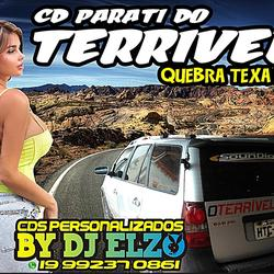 CD PARATI DO TERRIVEL BY DJ ELZO