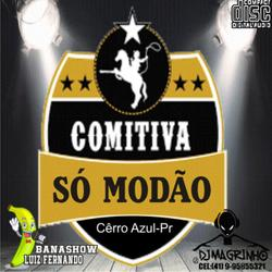 CD COMITIVA SO MODAO CERRO AZUL PR