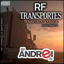 CD RF Transportes Especial Sertanejo