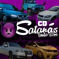 CD SATANAS AUTO SOM