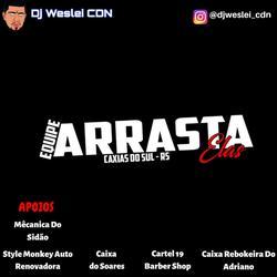 CD Equipe Arrasta Elas