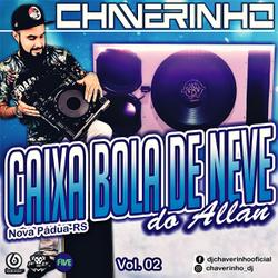 CD Caixa Bola de Neve do Allan (Vol.02)