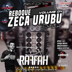 Reboque Zeca Urubu Volume 4 - FunkTumDum