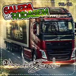 CD Galera Da Rodagem Volume 1 Ao Vivo