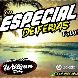 CD - Especial De Ferias Volume.03