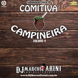 Comitiva Campineira Volume 4