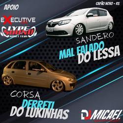 CD SANDERO DO LESSA E CORSA DERRETI