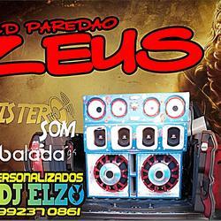 CD PAREDAO ZEUS BY DJ ELZO